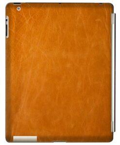 Housse iPad brun clair, Valentine Goods