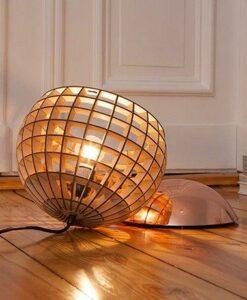 Lampe Hemmesphere, Massow Design laiton 4