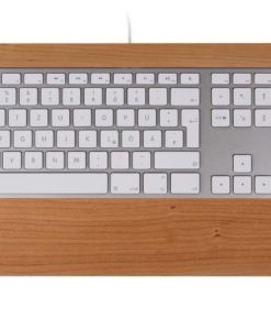 Support clavier Apple cerisier, Woody's