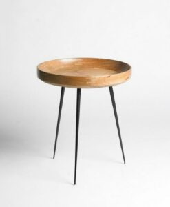 Table bol naturel, Mater Design