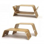Table modulable John Green 2 formes