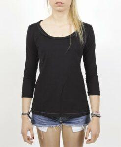 tee-shirt TAHINA noir