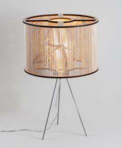 Lampe de table Cage Tom Raffield 2