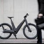 E-bike 25 noir, LEAOS 7