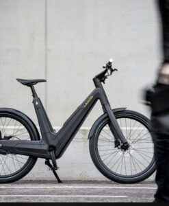 E-bike 25 noir, LEAOS 7