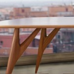 Table Ted One lilas , Greyge 3