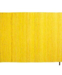 Tapis soie jaune  Massimo 170 X 240