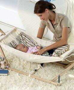 Matelas Sunny pour hamac bébé Amazonas 4
