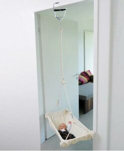 hamac pour b b koala amazonas greenshopin. Black Bedroom Furniture Sets. Home Design Ideas