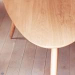 Table Ted Masterchief, chêne, Greyge 2