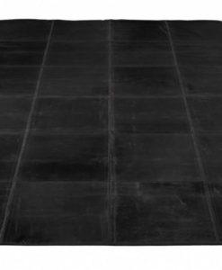 Tapis cuir noir, Massimo
