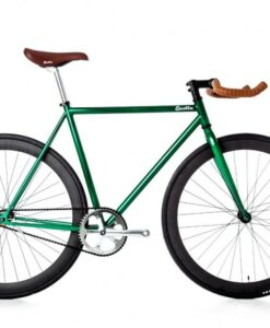 Quella One 2015 racing green